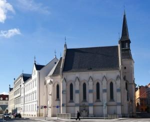 Studentský kostel sv. Rodiny
